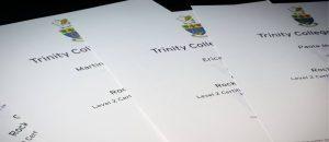 Certificazioni esami trinity