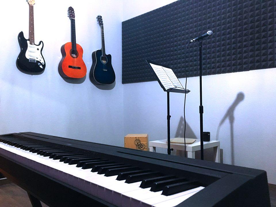 Pianoforte chitarra musica