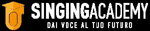 Logo Singing Academy mobile header