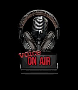 Logo voice on air