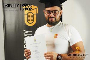 Certificazione Musicale Mario Platania