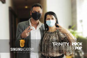 Frances Giuseppe Vocal Coach Trinity