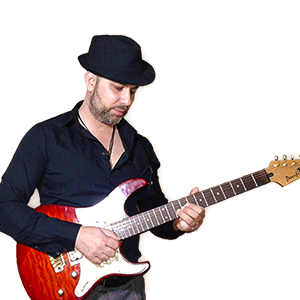 Maestro chitarra elettrica Filippo Di Pasqua